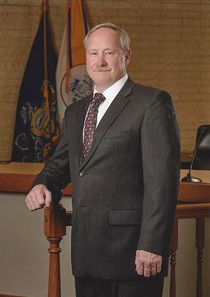 Commissioner Christopher DeHart