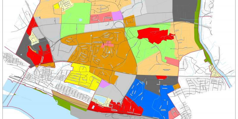 Lower Swatara Twp. Zoning Map